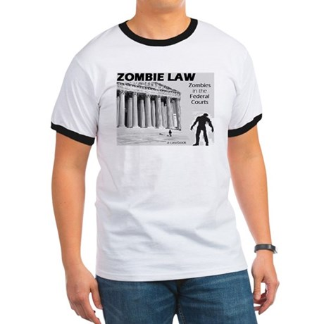 zombie law tee shirt