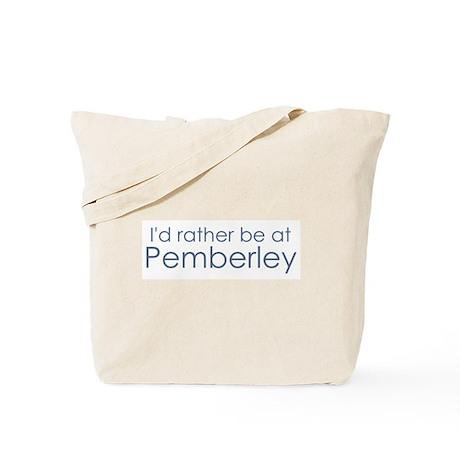 Pemberley tote bag