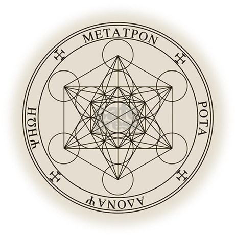 Archangel Metatron Higher Density Blog