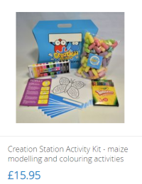 Creation Station Activity Kit
