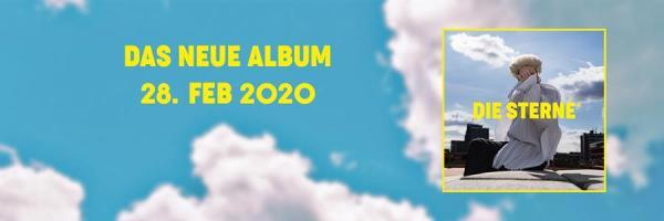Announcement Die Sterne Pre Sale