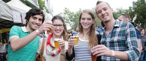 You can be all smiles, too, at the 2013 Texas Craft Brewers Festival
