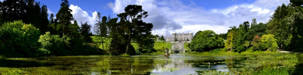 Powerscourt House & Gardens