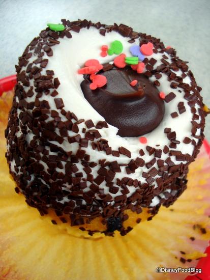 Butterfinger Cupcake Disney