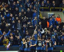 Video: Club Brugge vs Besiktas