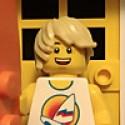 Animation Lego Macareux Doré