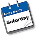 Every Day Is Saturday | Motivation And Inspiration Podcast