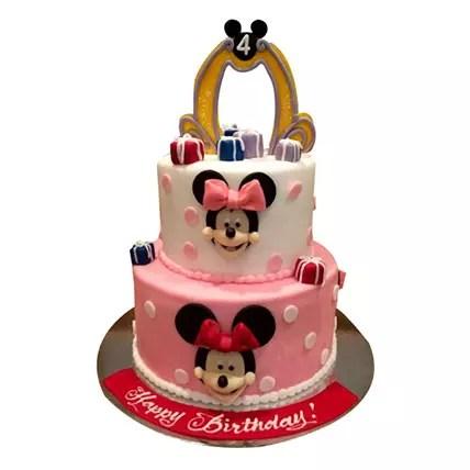 Cartoon Minnie Cake In Uae Gift Cartoon Minnie Cake
