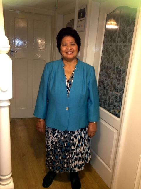 Amoe Seline Stevens, 64, died in hospital of internal injuries sustained in a violent sexual assault carried out by son-in-law Mohammed Yassin Yusuf, 32, at the home they shared in Cairnfield Avenue, Neasden