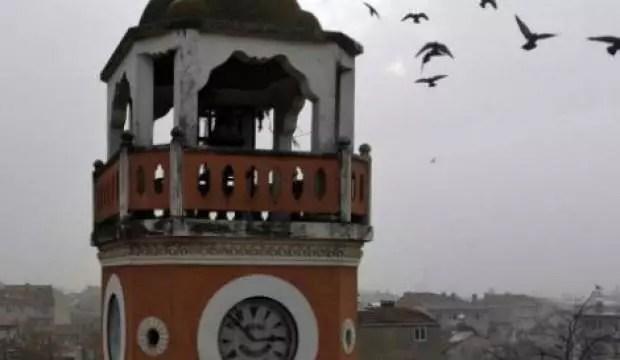 Abdülhamid Han'ın yadigârı saat yenilendi 1