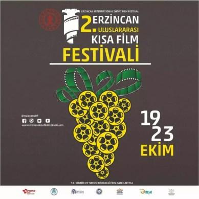 2. Erzincan Uluslararası Kısa Film Festivali'ne başvurular başladı - KÜLTÜR  Haberleri