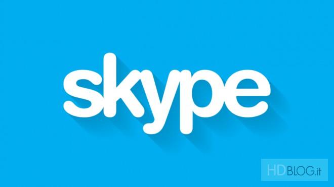 Il nuovo Skype 8.0 è ora scaricabile dal Google Play Store