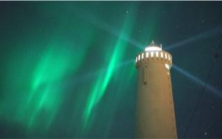 延时摄影:冰岛掠影
