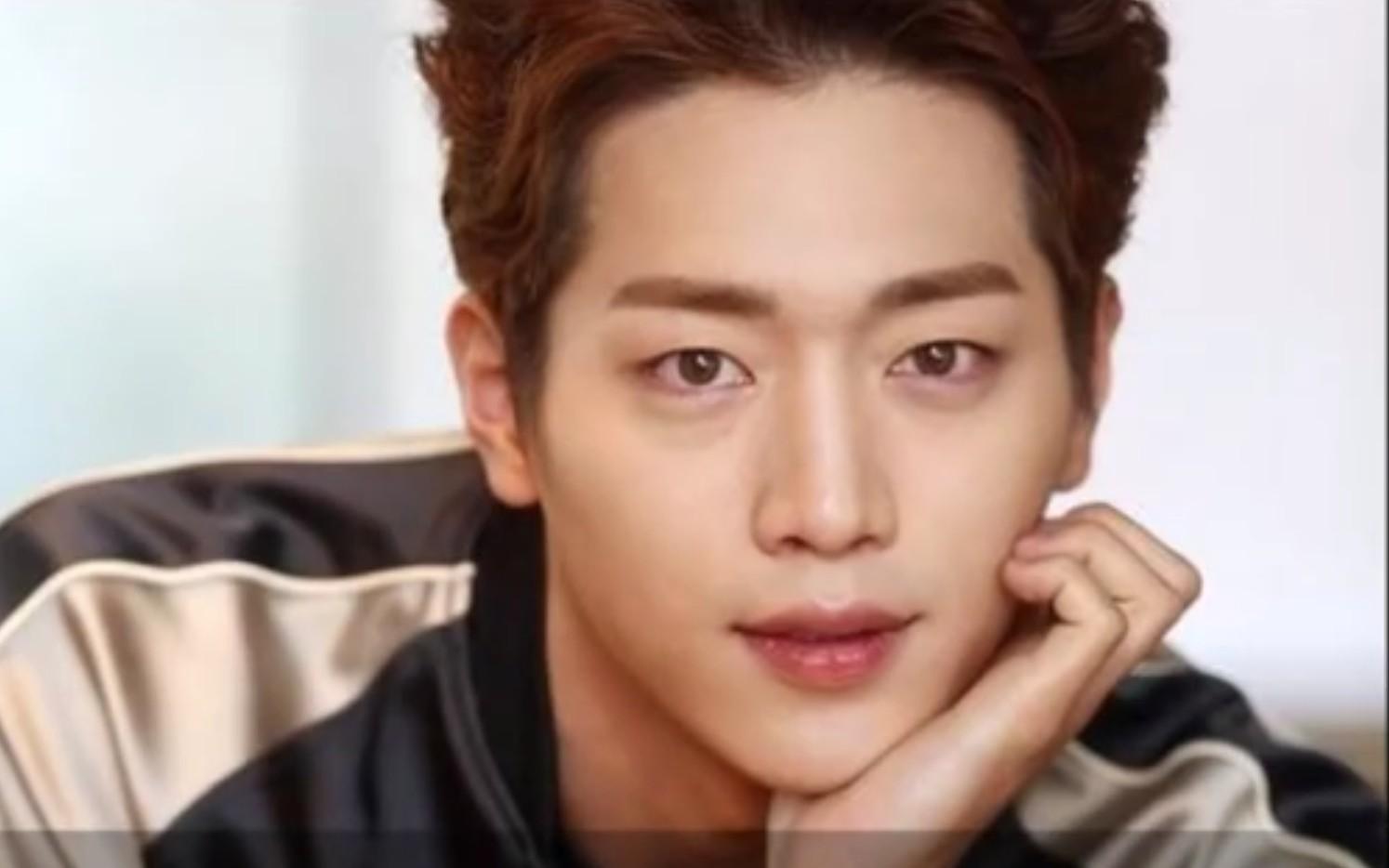 韓國男演員中俊俏的20張臉蛋_嗶哩嗶哩 (゜-゜)つロ 干杯~-bilibili