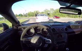 【第一人称驾驶】2016款福特野马 谢尔比GT350  -  POV驾驶(双声道)