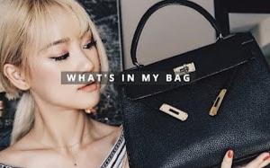 【SARANG】我的包包里有什么