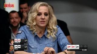 德州扑克:转牌埋伏,河牌打allin,好厉害~ (2)