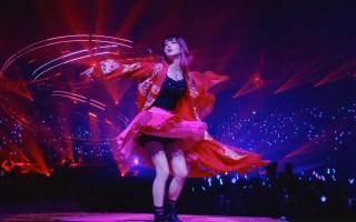 LiSA「罪人」~ASiA TOUR 2018~[eN]@大阪城ホール
