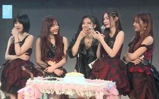 可爱的王奕 SNH48