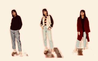 [返校穿搭] 基本款单品穿出休闲校园风|back to school outfits