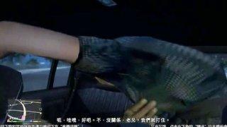 PS4 GTA5 二周目 波导斗鱼直播实况Part04-06