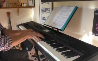 【钢琴】西部世界 Sweetwater 甜水镇/Train Theme 钢琴谱链接在简介中 Westworld Ramin Djawadi