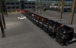 欧洲卡车模拟2+靓丽风景特写专辑001