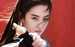 神仙姐姐刘亦菲迪士尼新片《花木兰》最新预告!