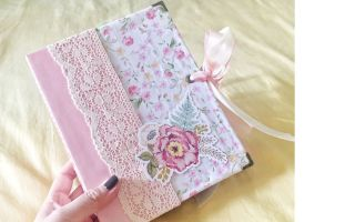 【Belinda】Junk Journal-婚礼相册