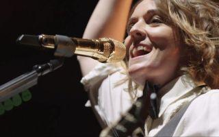 【音乐现场】Brandi Carlile - Madison Square Garden演出全记录(手机摄录)