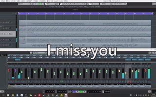 楠木《I miss you》流行爵士钢琴原创音乐作品!每一个作曲家的内心都是浪漫的!