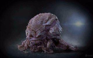 这次袭击地球的外星人简直丑陋无比,看到它都快吐了更别说打它