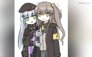 《少女前线》萌新练级恒动机!!!(≧∇≦)/(P.S.仅限较低等级)