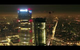 Skylines - Milan Italy. An Expanding And Evolving City by Atellani