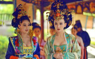 【武则天对比】当王皇后遇到萧淑妃