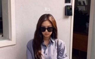 今日Jennis Jisoo Lisa instagram更新一则