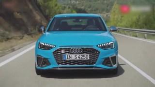 新车速递 2020 款奥迪audi A4 Facelift轿车展示电影 52movs Com