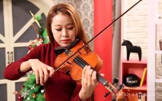 【小提琴】《布勃拉斯-摇篮曲》cover by Jenny yun