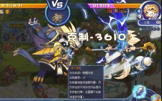 雷霆狮王VS白露-星辰塔六层三星打法攻略 洛克王国