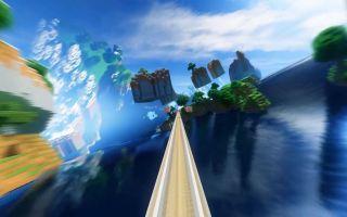 欢迎乘坐《我的世界》超音速列车!看不一样的风景