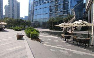 深圳湾1号,顶级豪宅,20万一平,可为何楼下商业街没几个人?