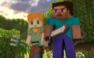 【Minecraft/高燃混剪】什么是正确的方式?我到底该怎么做?--Steve