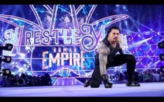 WWE2016冠军赛 罗曼VS赛斯 赛后院长兑包 高光时刻!