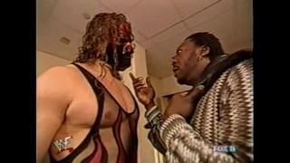 【WWF】如果你想知道如何赢第一滴血赛,那么请去问凯恩!