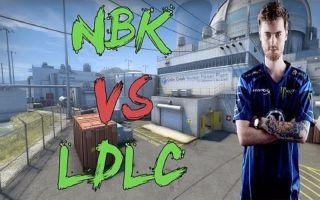 【CSGO】POV G2 NBK vs LDLC (31_19) nuke @ ESL Pro League Season 5 EU