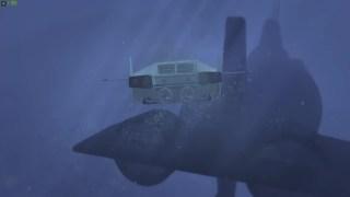 【GTA5】末日2水下团队潜艇常规走法,非速通路线