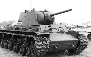 如果早知道 KV-1也会被拉壮丁