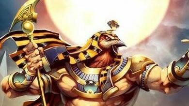 【埃及神話】太陽神 拉 創世傳說與埃及的九柱神的誕生【第一期】_嗶哩嗶哩 (゜-゜)つロ 干杯~-bilibili