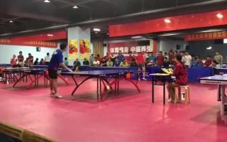小十九用这段视频告诉你中国乒乓球省队水平!