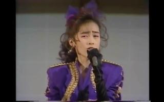【超美】工藤静香 - MUGO・ん…色っぽい 1988